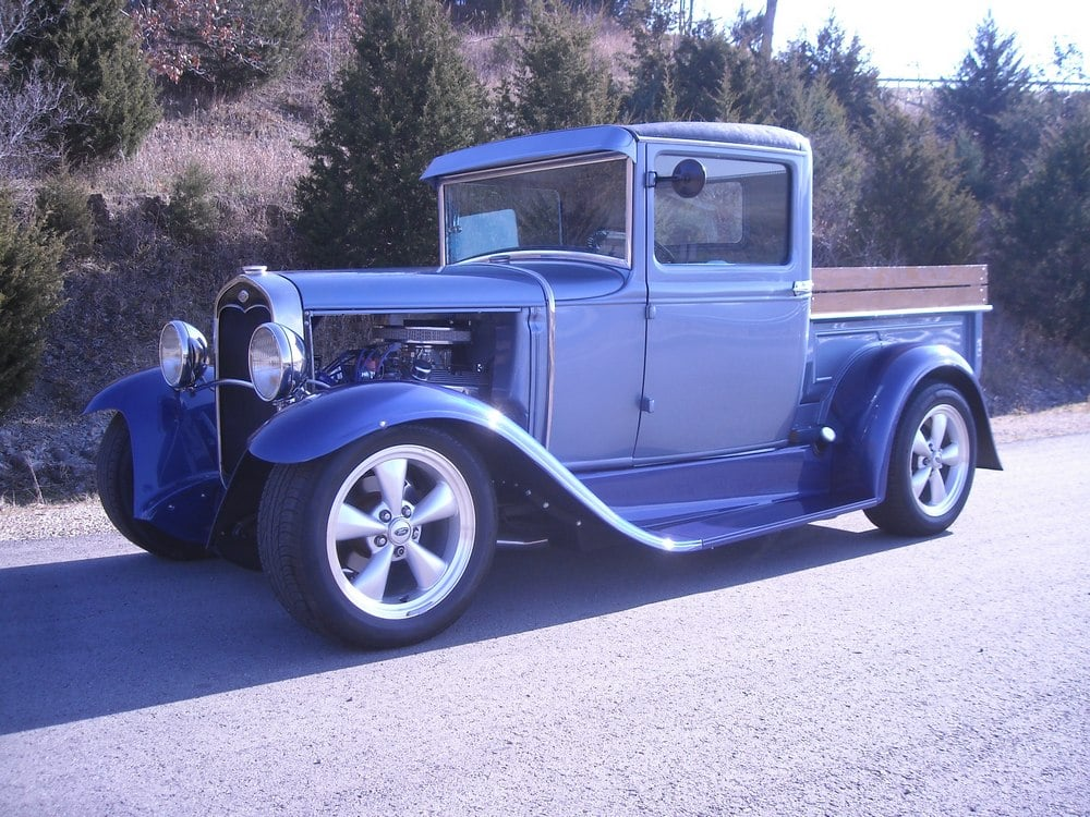 1931 FORD PICKUP |