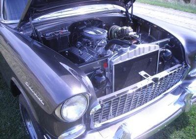 Sander's 55 Chevy